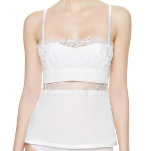 Merveille La Perla silk corset B 75