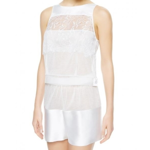 Merveille silk top La Perla M