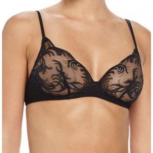 Zephyra soft cup bra black B 75