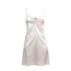 Adrianna silk night dress Ivory