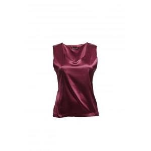 Alice silk top bordoo