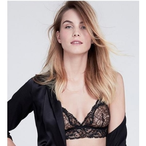 Freedom bralette bra black