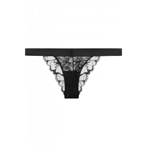 Wisteria Brazilian brief black