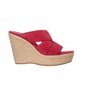 La Perla Summer shoes red