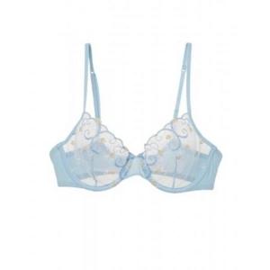 Liaison underwired bra light blue B 85