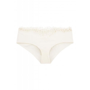 Petit Macrame shorts brief Ivory