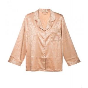 Donna pajama jacket nude