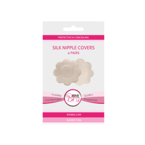 Silk nipple covers