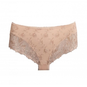Donna high waist brief nude