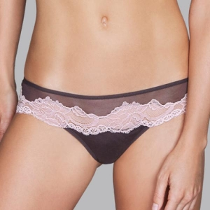 Eden string brief plum