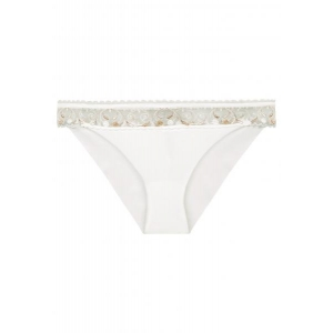 Modernista brief ivory