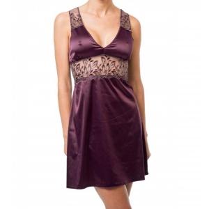Bianca night dress plum SALE