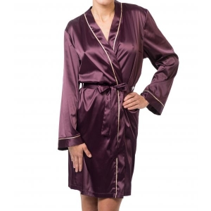 Bianca robe plum SALE