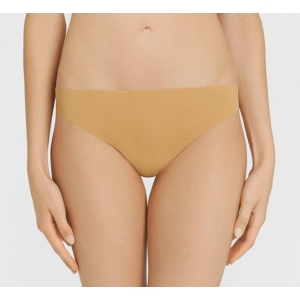 Second skin La Perla string brief skin tone