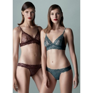 Freedom bralette bra bordeaux