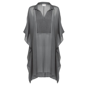 Allure caftan dress olive