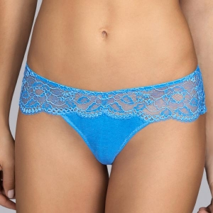 Turqueta string brief blue