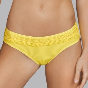 Sun boxer ikini brief yellow