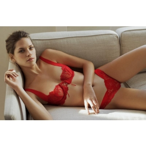 Leavers Poem v string brief red