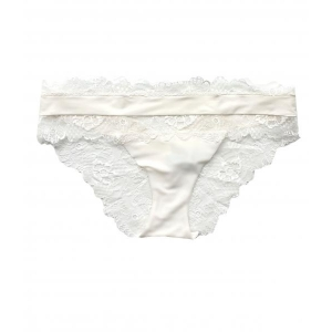 Floral Dream classic brief ivory