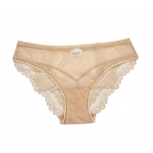 Lapis Lace La Perla brief beige