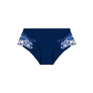Souple La Perla medio brief blue