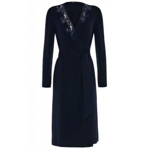 Amelia robe blue